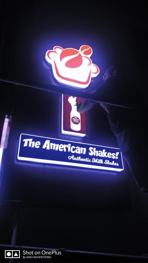 The American Shakes Coimbatore